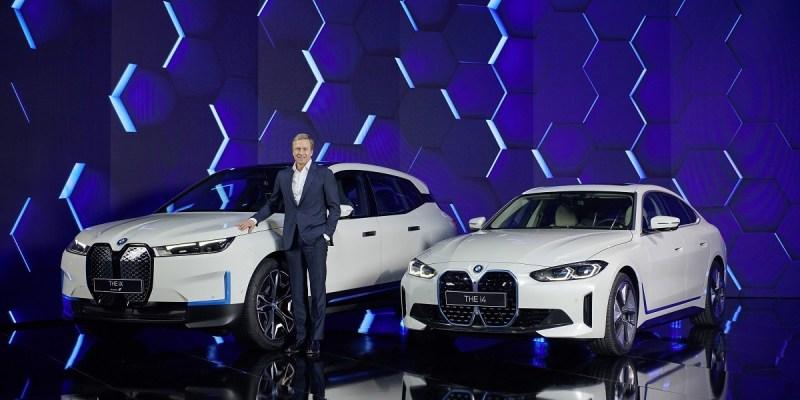 Era Baru BMW Group, Mobil Listrik i4 Hingga Elektrifikasi Mini