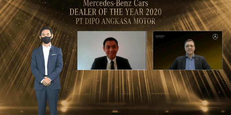 Mercedes-Benz Passenger Cars Dealer of the Year 2020