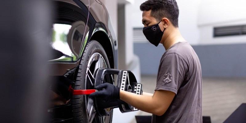 Mercedes-Benz Luncurkan Ban Premium MO dan MOE