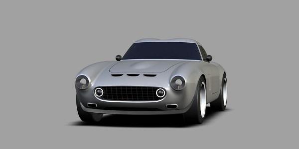 Ferrari 250 GTO Moderna Sudah Bisa Dipesan