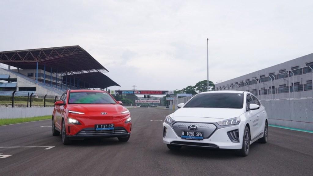 Track Day 2021, Hyundai Ajak Konsumen Kenali Kendaraan Masa Depan