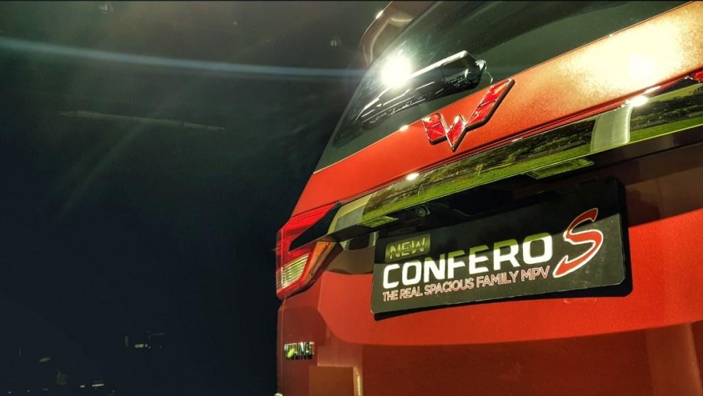 Wuling Confero S, Makin Atraktif Dengan Tingkat Kenyamanan MPV Premium