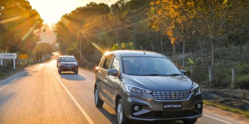 Performa Ekspor Suzuki Terus Meningkat Di Semester Awal 2021