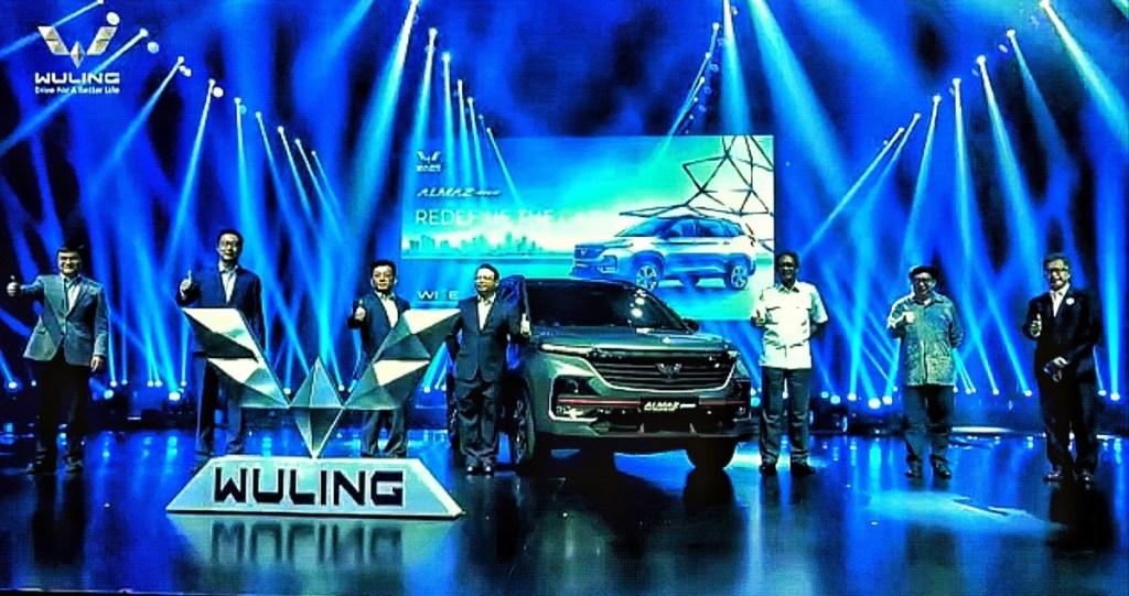 Wuling Almaz RS Diluncurkan, SUV Canggih Dengan Ragam Fitur Terkini