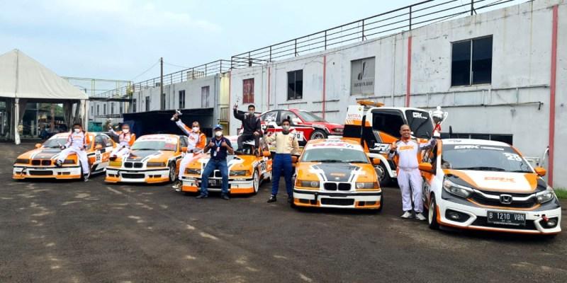 Debut Luar Biasa CRK Motorsport di ISSOM, Boyong Empat Gelar
