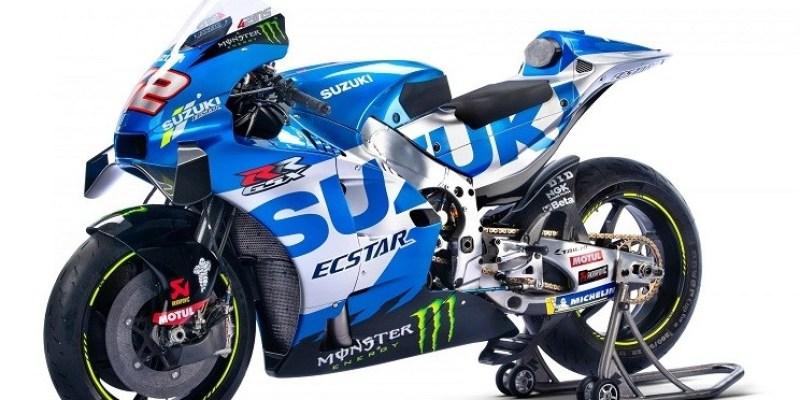 Dengan Motor Baru, Suzuki Ecstar Siap Pertahankan Gelar MotoGP