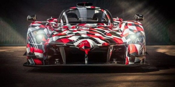 Wacana Mobil Balap Toyota GR Super Sport Akan Dijual Bebas