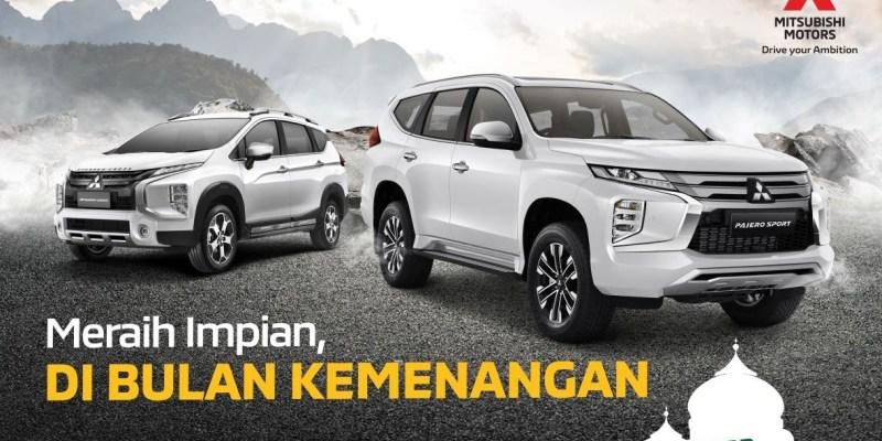 Program Penjualan Menarik Mitsubishi Motors April 2021