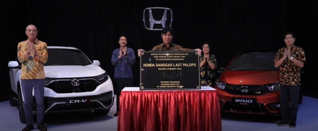 Dealer Honda Sanggar Laut Palopo, Dealer Honda Pertama Di Sulawesi Selatan