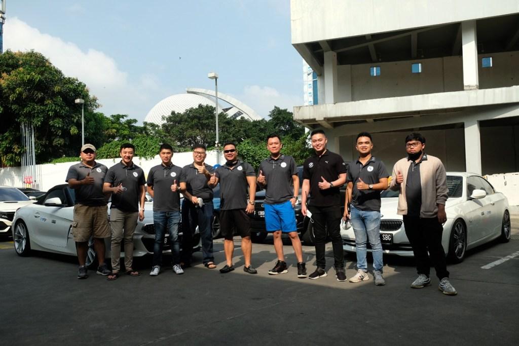 'Bandung Weekend Getaway', Turing Perdana BMWSCCI