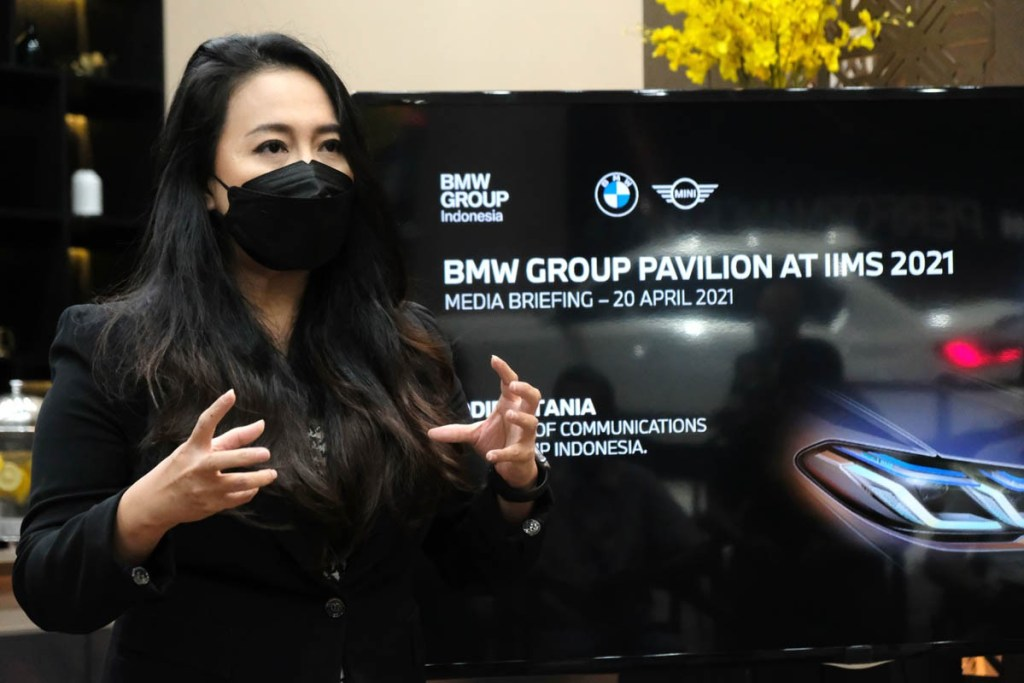 Virtual Assistant, Inovasi Terbaru BMW Indonesia