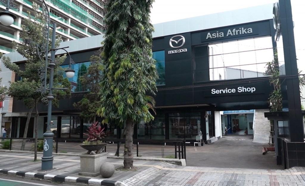 Ubah Konsep, Mazda Resmikan Dealer Ke-22 Di Bandung