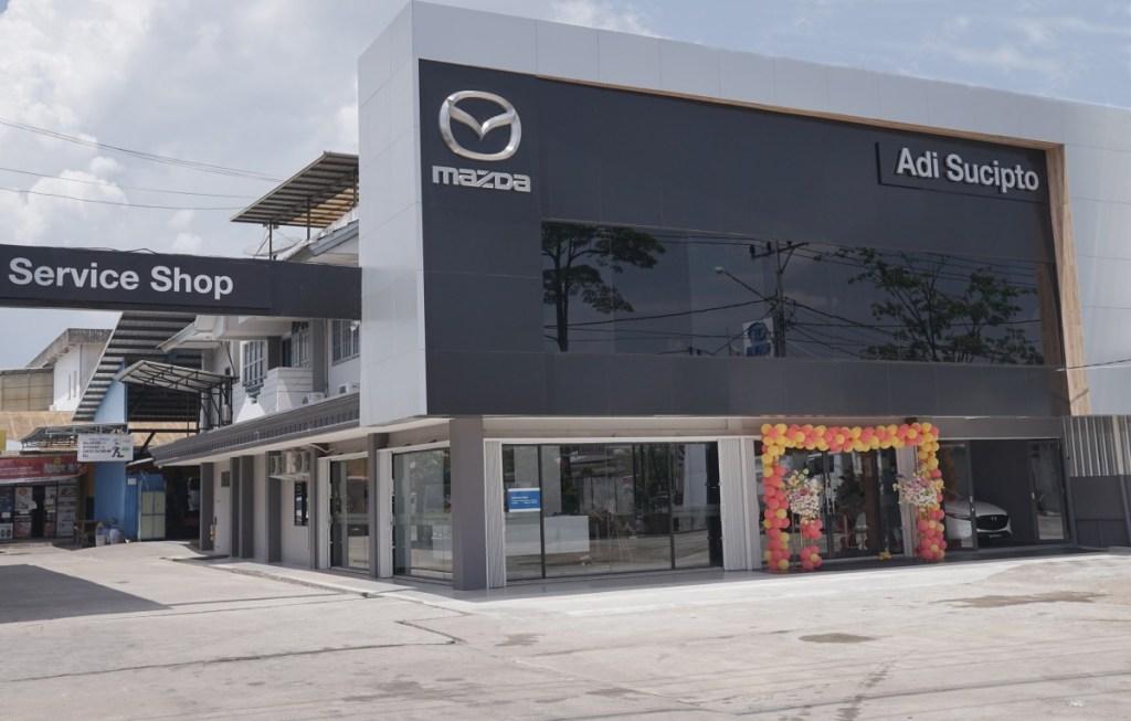 Tingkatkan purna Jual, Mazda Resmikan Dealer Baru Di Kota Pontianak