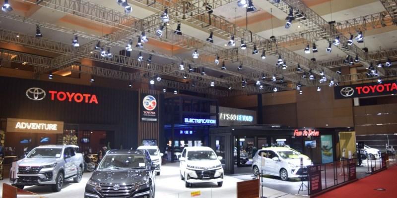 Meski Pandemi, Penjualan Global Toyota Capai 9 Juta Unit