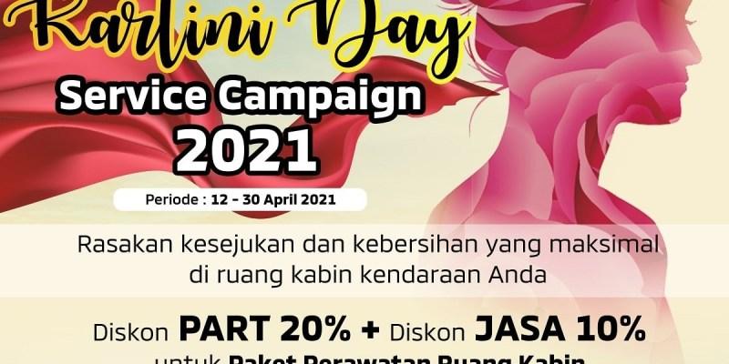 Sambut Hari Kartini, MMKSI Hadirkan 'Kartini Campaign'
