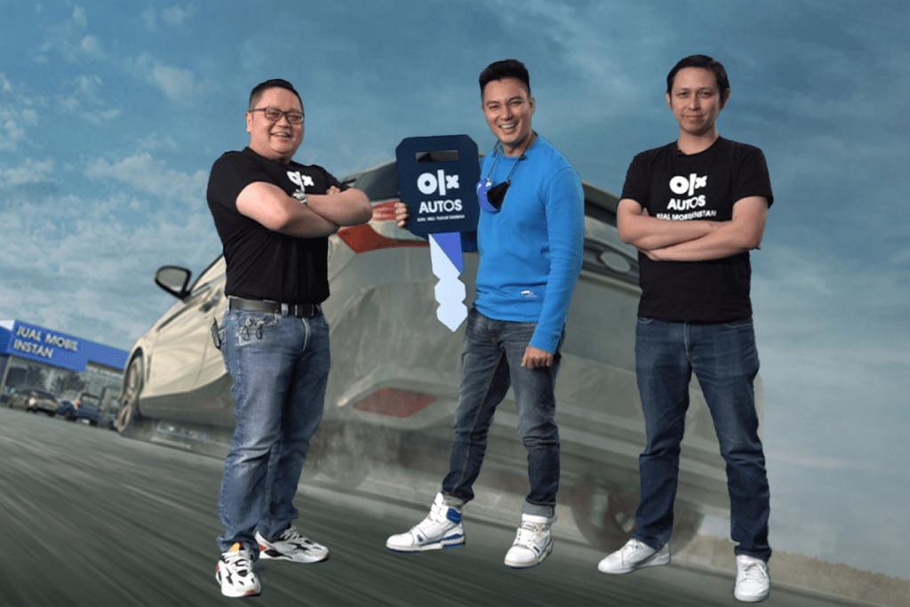 OLX Autos Pastikan Bantu Pelanggan Jual Beli Mobil