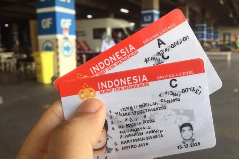 Ini Cara Perpanjangan dan Bikin SIM Melalui Aplikasi SINAR