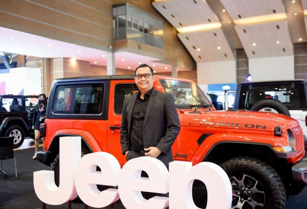 PT DAS Siap Angkat Jeep Ke Segmen Premium Volume