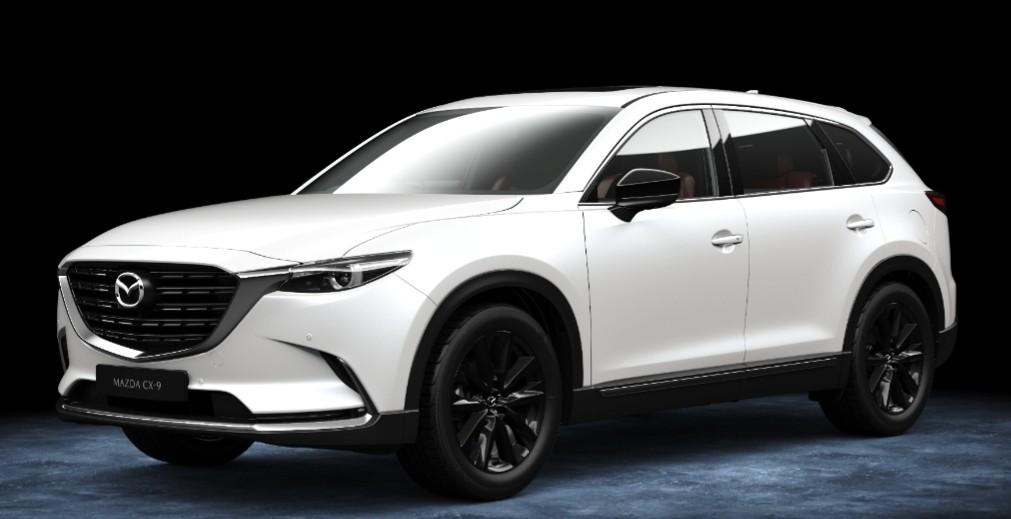 Mazda Kenalkan CX-9 Dan CX-5 Versi KURO Edition