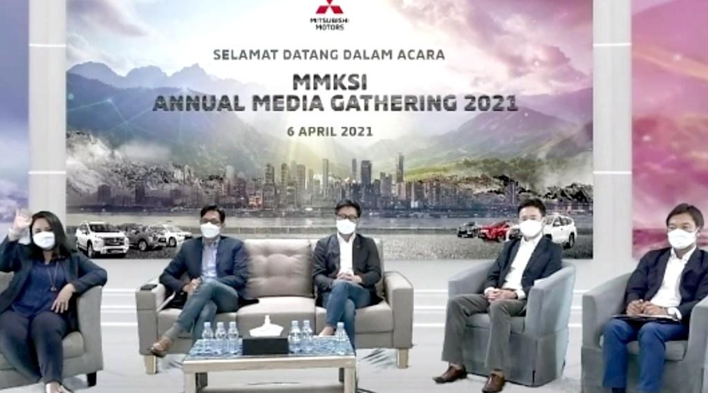 PT MMKSI Targetkan Penjualan Capai 90 Ribu Unit di Tahun 2021