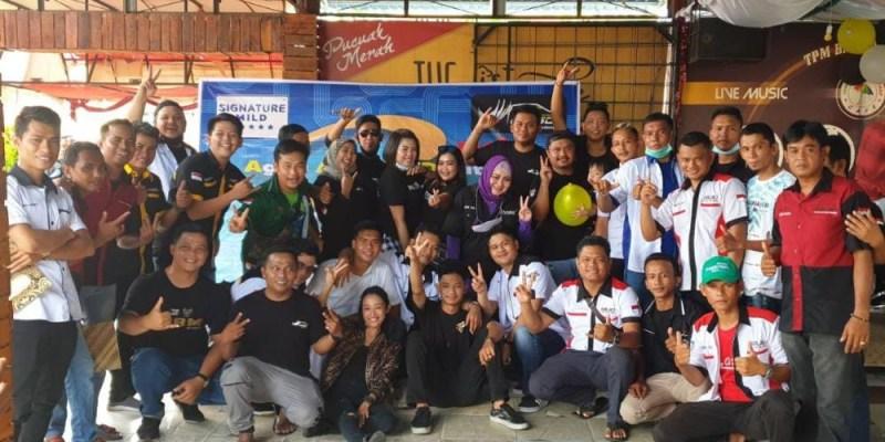 Ulang Tahun ke-2 Agya Ayla SoliDaritas Chapter Padang