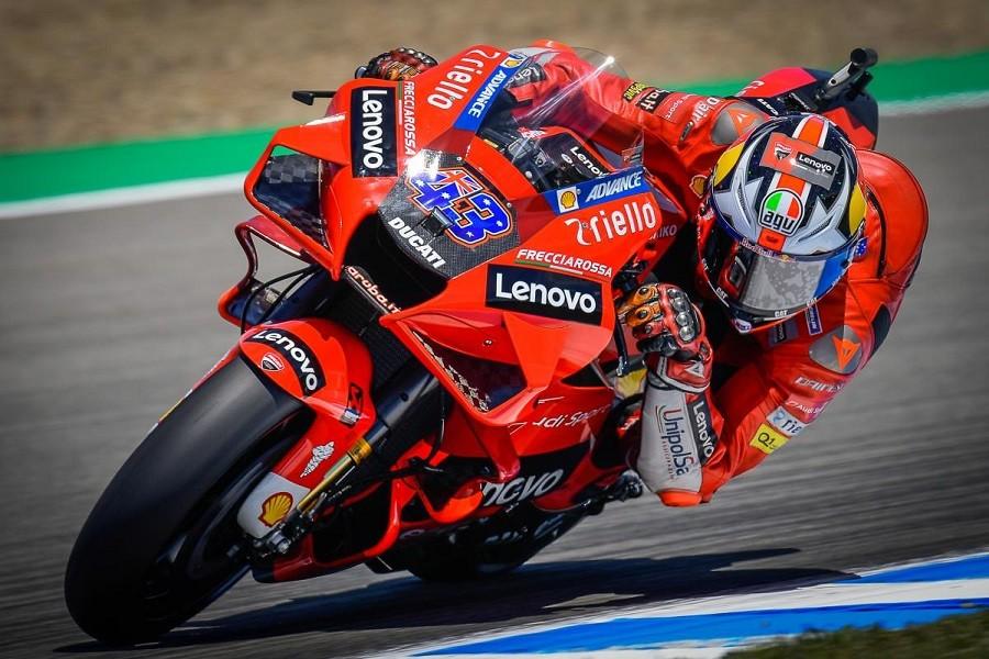 Jack Miller Berhasil Kuasai Podium MotoGP Spanyol