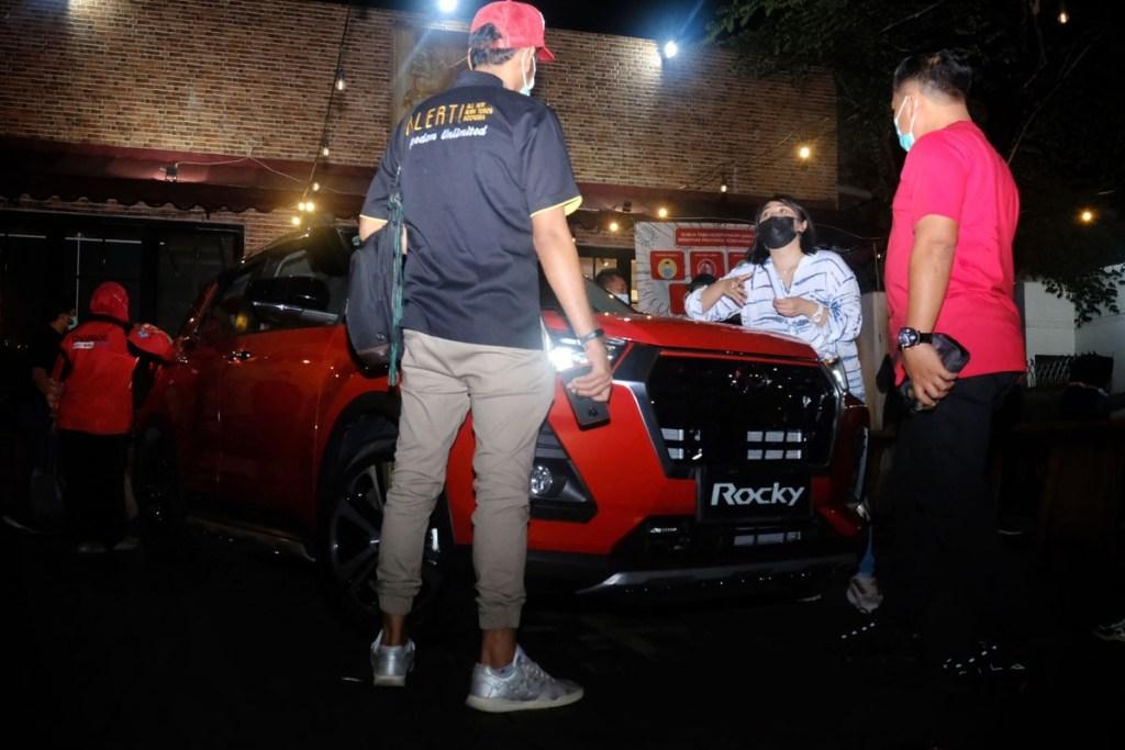 Daihatsu Ajak Komunitas Kenal Lebih Dekat dengan Rocky