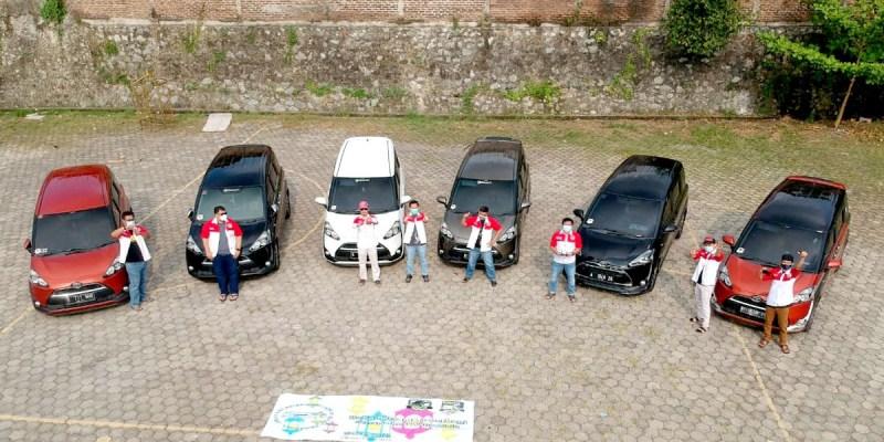 Baksos Komunitas Toyota Sienta di Cilegon