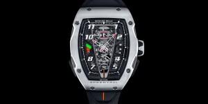 RM 40-01 Automatic Tourbillon McLaren Speedtail, Hanya 106 Buah