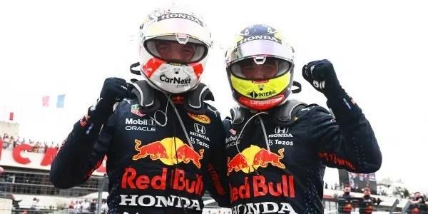 Dua Podium Untuk Tim Red Bull Racing Honda di F1 Grand Prix Prancis