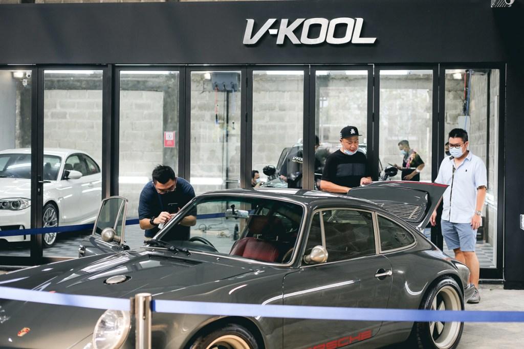 Dealer Baru V-KOOL PPF Prestige Auto Detailer Alam Sutera