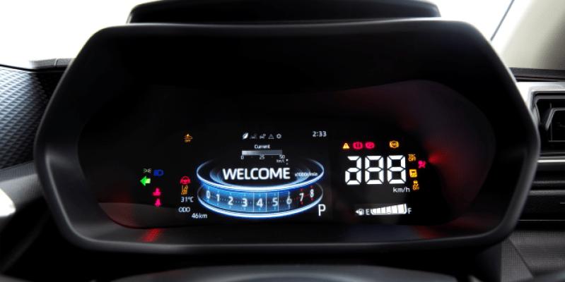 Tips Daihatsu Untuk Mengenali Indikator Meter Cluster Kendaraan
