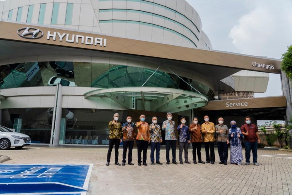 Hyundai Resmikan Dealer Ke-36 Untuk Memperkuat Brandnya Di Depok