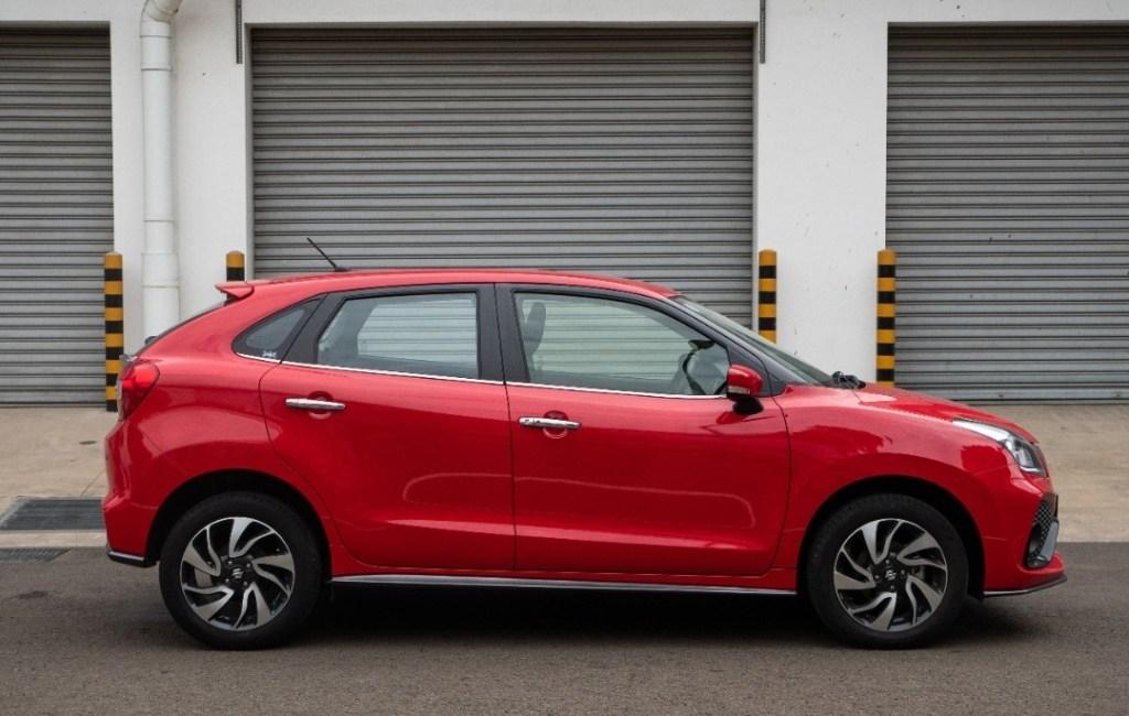 New Baleno Tingkatkan Market Share Suzuki 29,1% pada April 2021