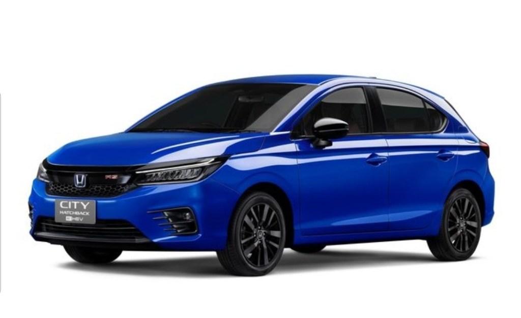 Honda Thailand Luncurkan Honda City Hatchback e:HEV, Harga 385 Jutaan