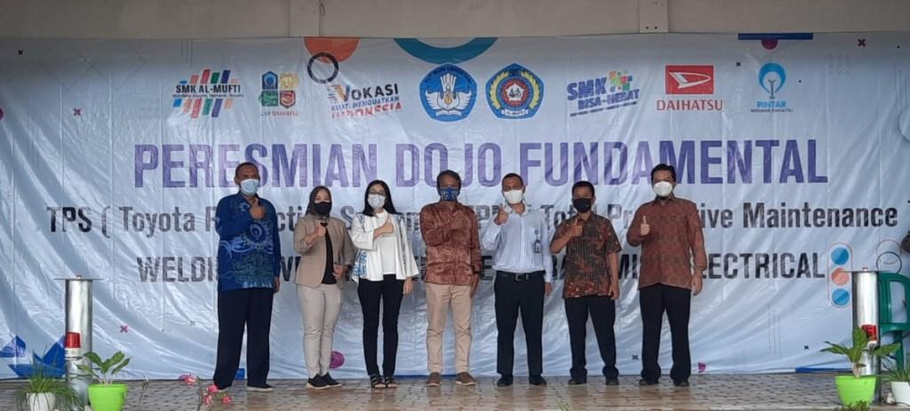 Daihatsu Luncurkan Fasilitas Pelatihan Otomotif Di Jawa Barat