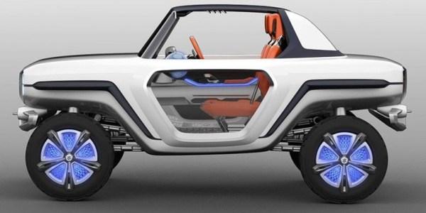 Suzuki Segera Luncurkan Mobil Listrik Pertama di Tahun 2025