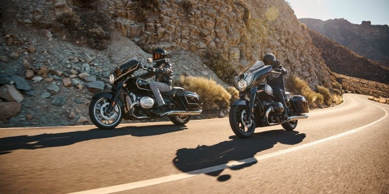 R18 Transcontinental dan R18B Bagger, Produk Baru BMW Motorrad