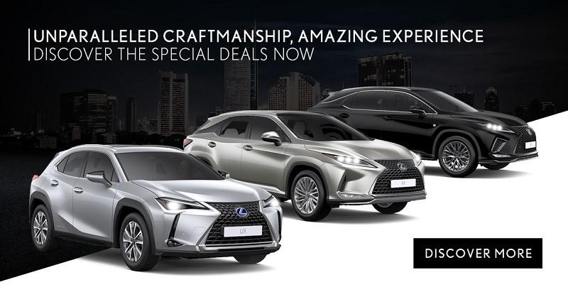 'Lexus Immersive World', Pameran Virtual Lexus Indonesia