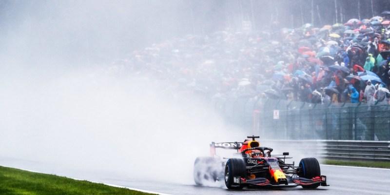 Max Verstappen Juara F1 Grand Prix Belgia