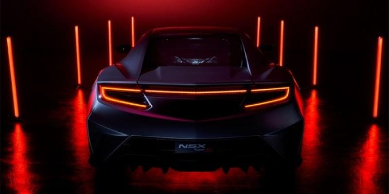 Honda Umumkan NSX Tipe S Generasi Kedua