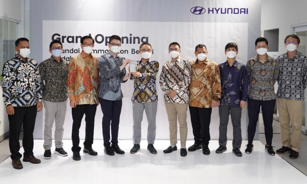 Hyundai Kembali Resmikan Dealer Resmi Ke 47 Di Area Bekasi