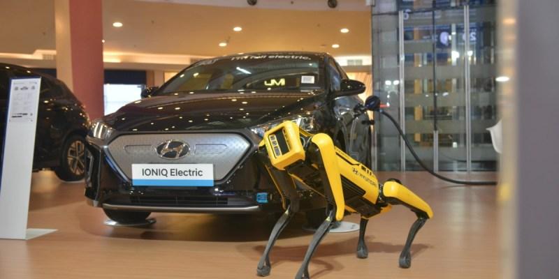 Inilah Spot, Robot Pintar Boston Dynamics Dengan Visi Global Hyundai