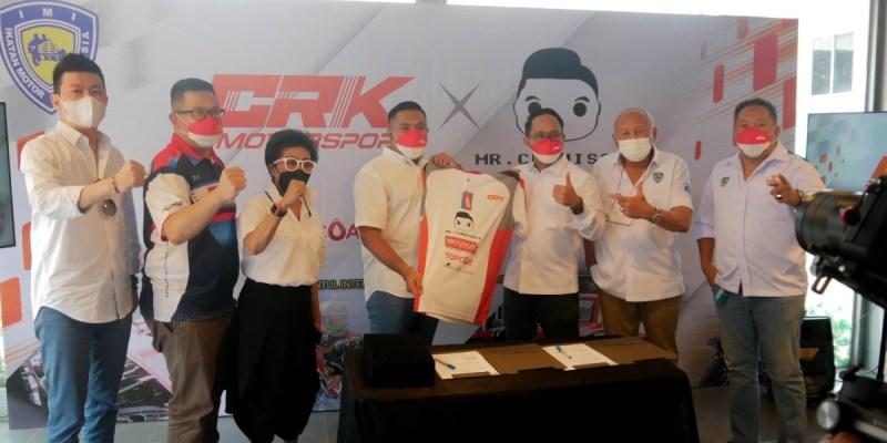 Dukungan Penuh Mr.Cuaniasai Untuk CRK Motorsport