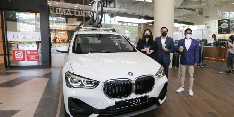 BMW Indonesia Resmikan BMW Studio AML