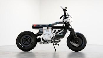 BMW Motorrad Luncurkan Motor Mini Concept CE 02