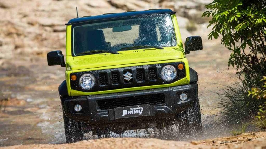 Suzuki Jimny 5 Pintu Akan Punya Versi Hybrid