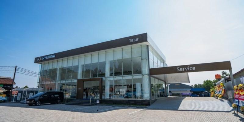 Hyundai Resmikan Dealer Terbaru Di Kawasan Bogor