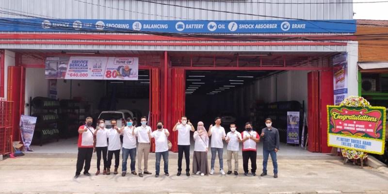 Perluas Jaringan, Astra Otoservice Resmikan Gerai Ketiga di Bekasi
