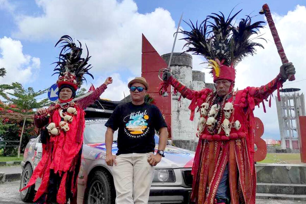Sebelum ke Papua, Single Adventouring Trisakti 2021 Eksplor Sulawesi